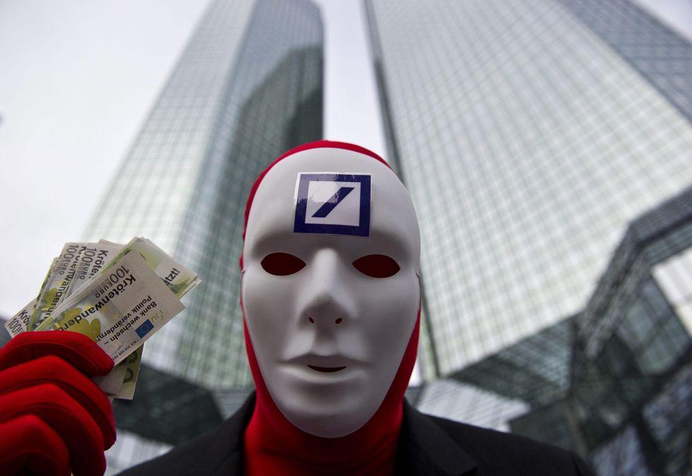 Banche: così rifanno il trucco ai conti