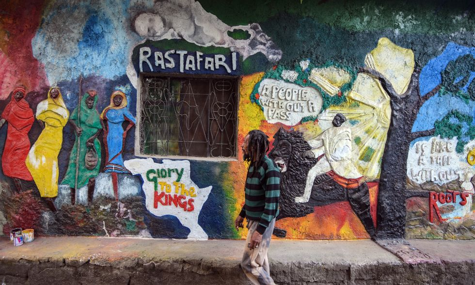 Rastafariani in Etiopia