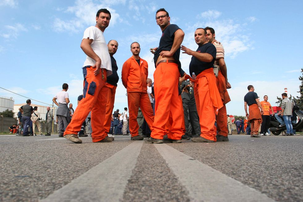 Ilva, Bridgestone, Osram: in Puglia è SOS lavoro