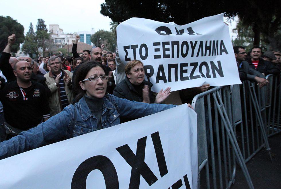 Cipro, i conti correnti e il pericolo di fuga (dall'Italia)