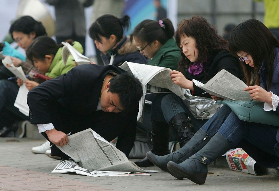 Come fare per trovare lavoro in Cina