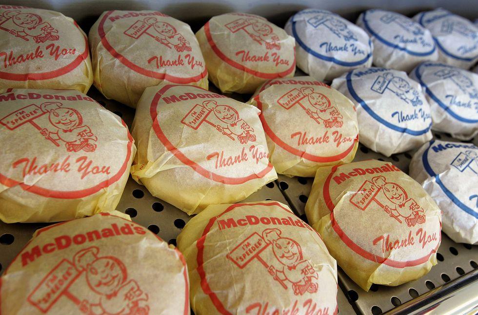 McDonald's, hamburger al prezzo di un caffé