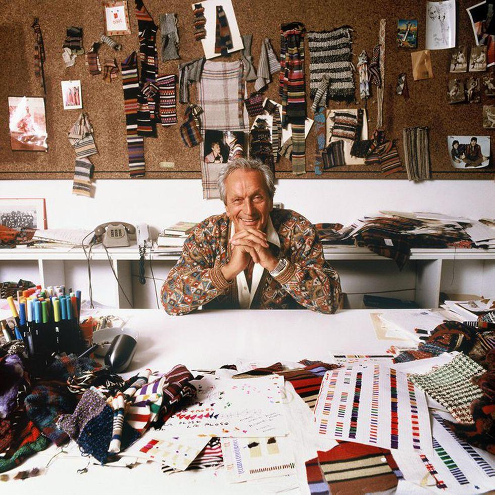 Morto Ottavio Missoni, imprenditore della moda
