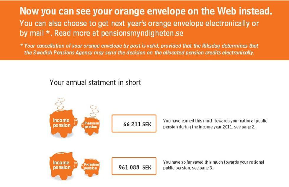 Busta arancione: perché in Italia non arriverà a tutti
