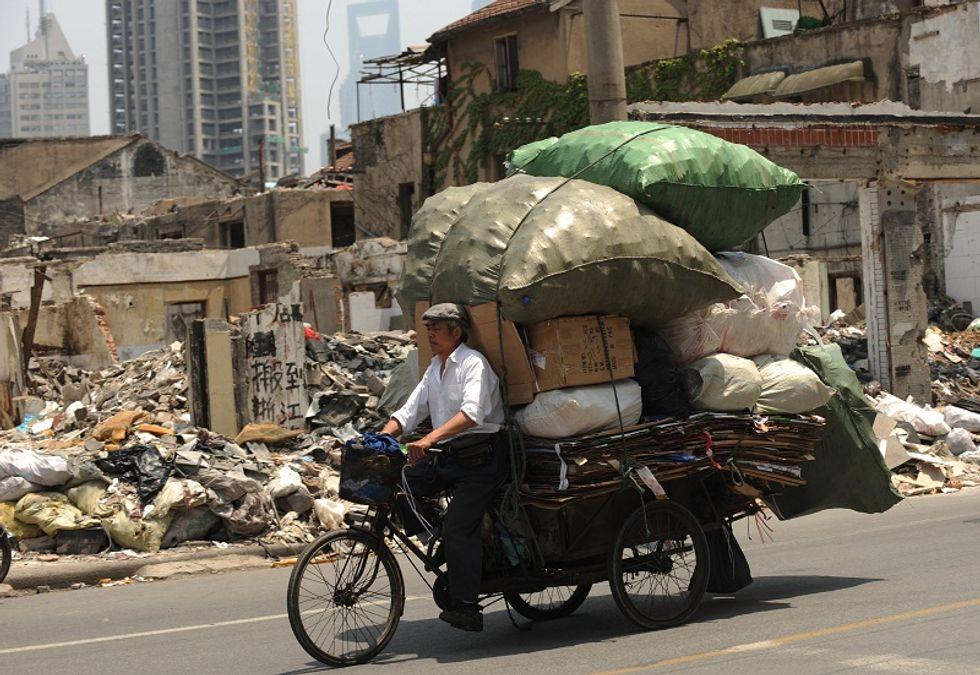 La Cina punta sull'urbanizzazione