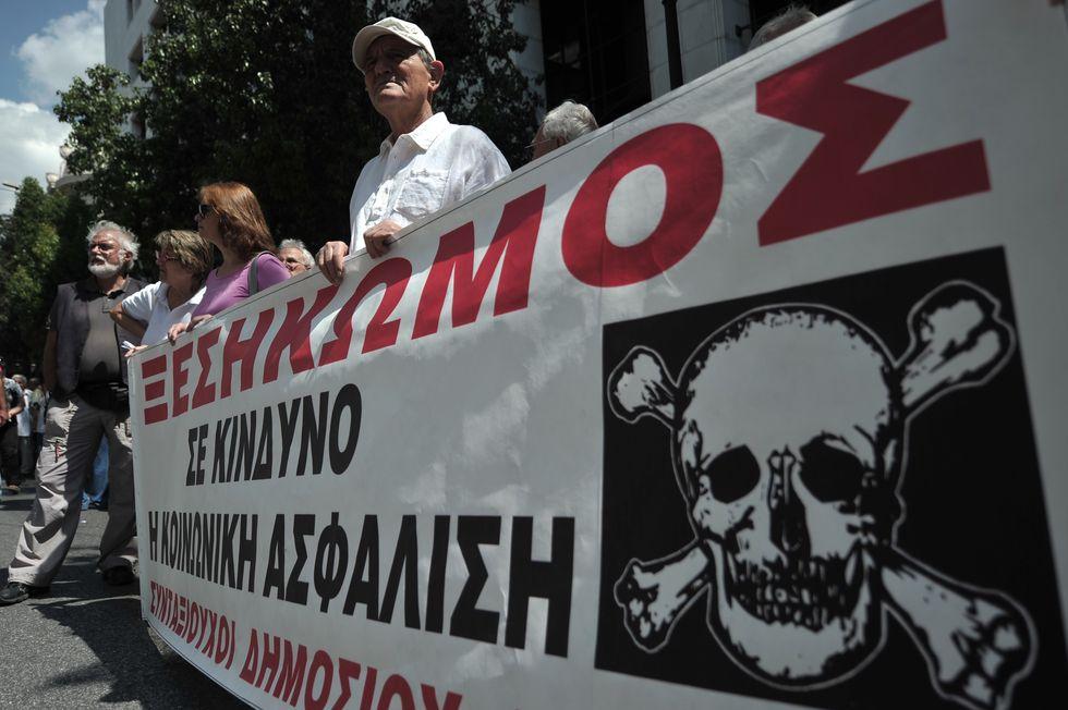 La Grecia e gli errori del salvataggio della Troika