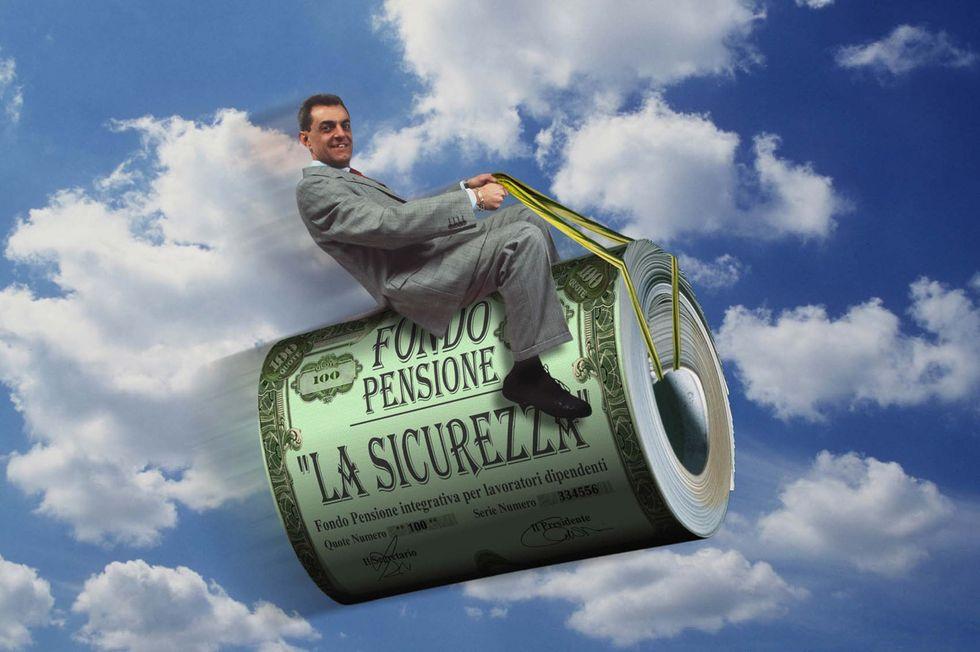 I fondi pensione a singhiozzo: cosa rischia chi interrompe i versamenti