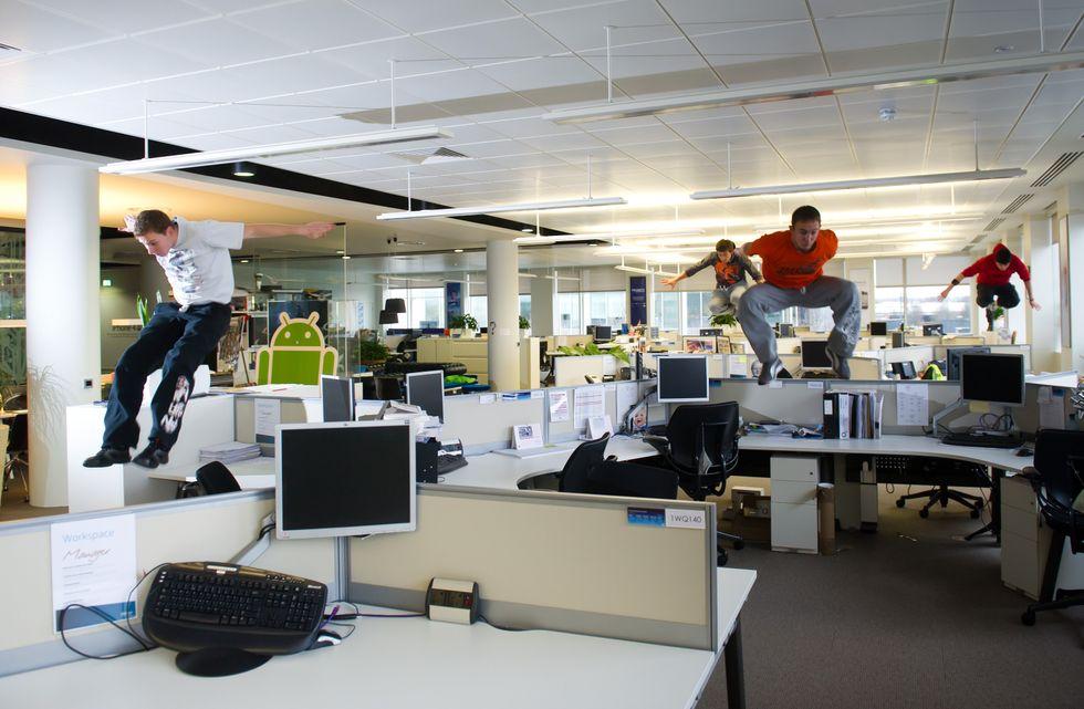 Il posto migliore dove lavorare? Quello più flessibile