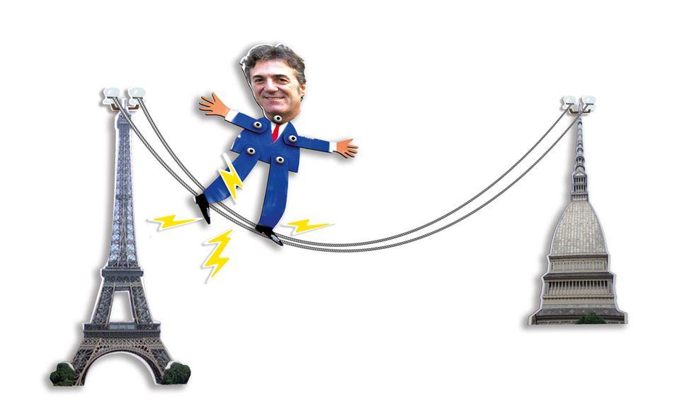 Energia elettrica: Italia e Francia unite a doppio filo