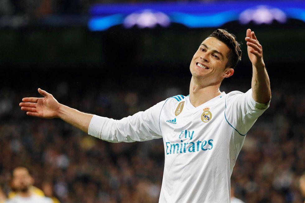Cristiano Ronaldo_CR7