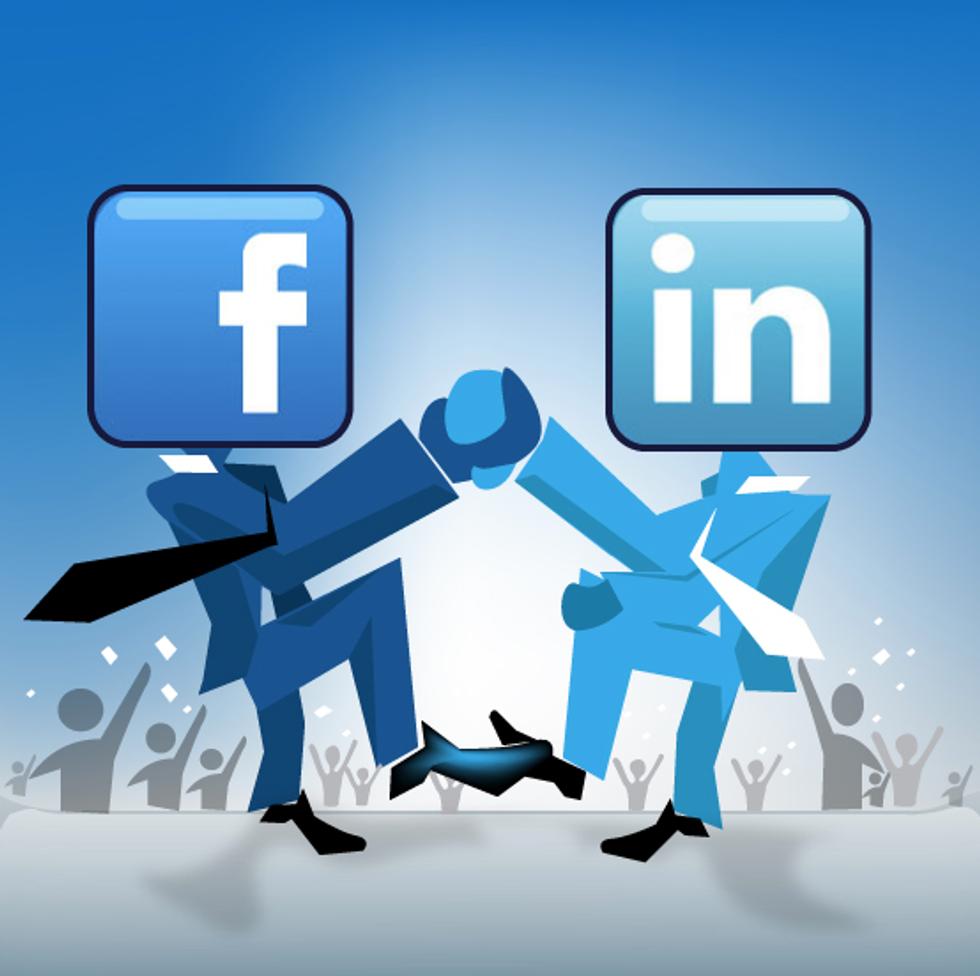 Facebook e LinkedIn, ecco come le aziende possono usarli al meglio