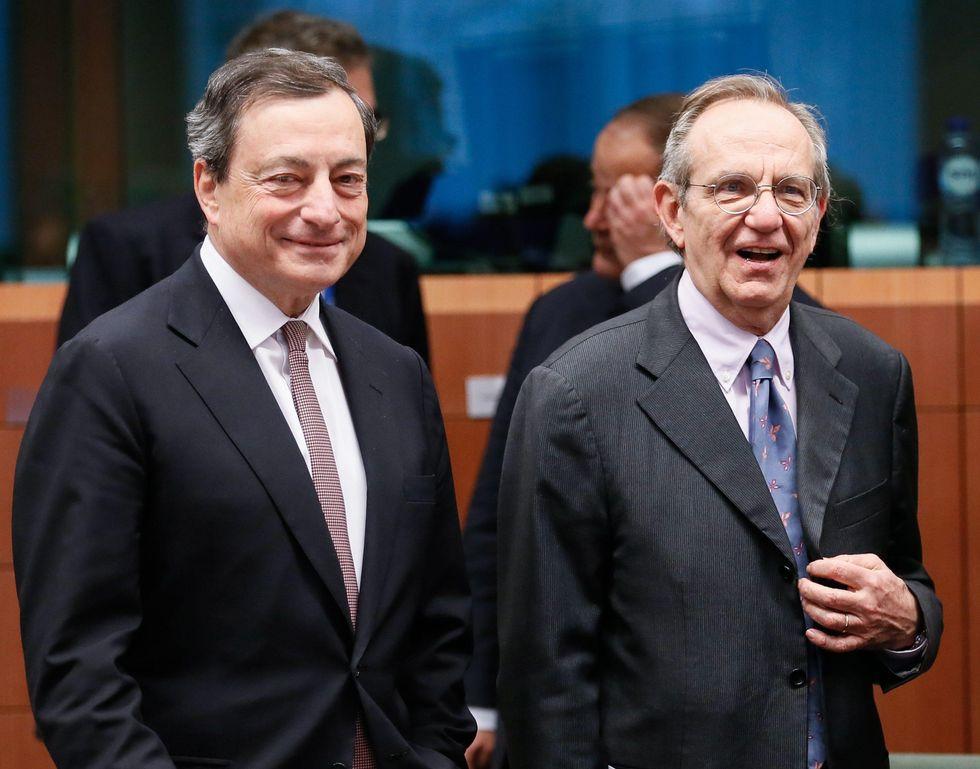 Bce, cosa può fare Draghi per l'Italia