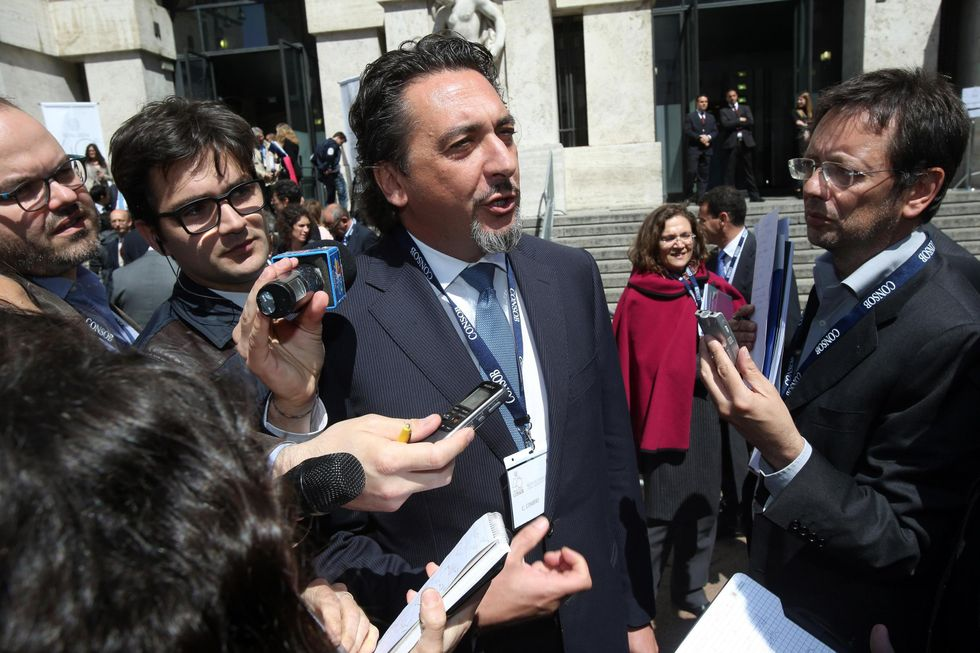 UnipolSai, indagato l'amministratore delegato Carlo Cimbri