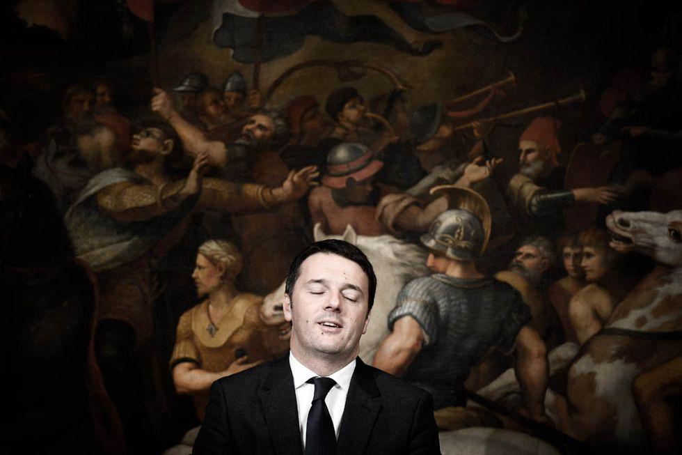 La crisi dell'Italia, il grande malato d'Europa