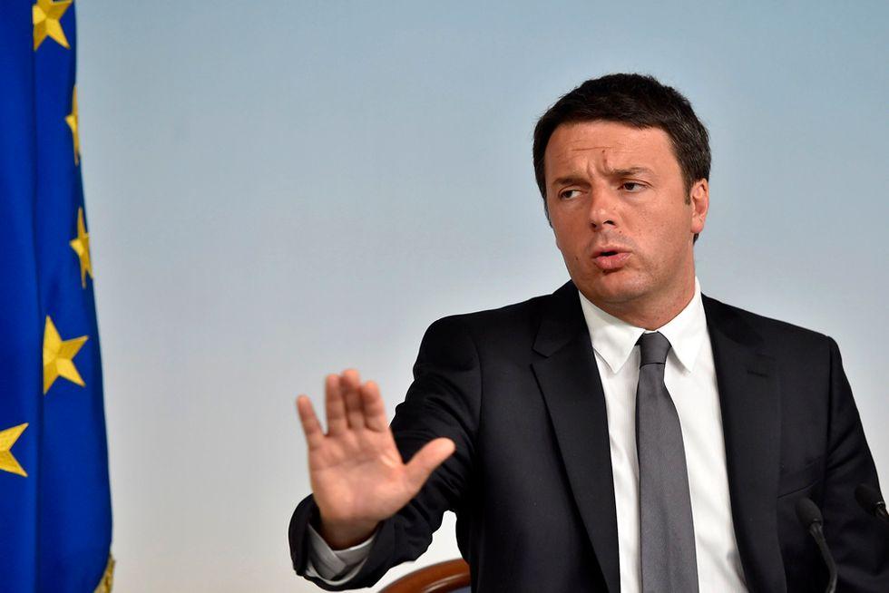 Cosa Renzi non potrà chiedere all'Europa