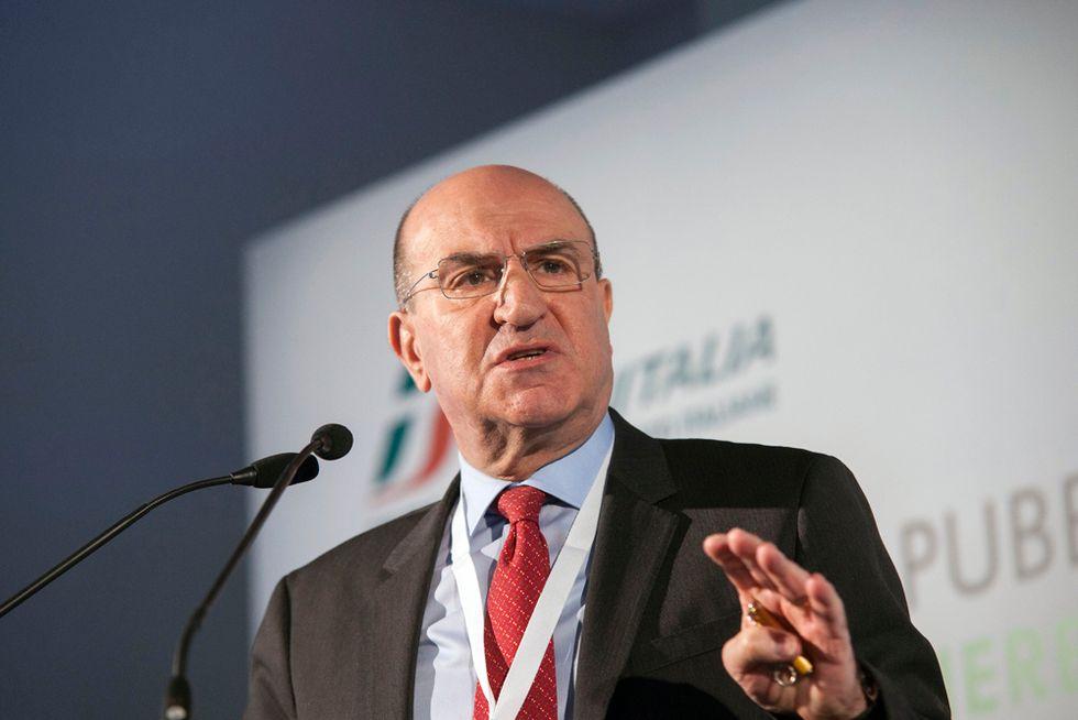 Chi è Michele Elia, nuovo amministratore delegato di Ferrovie dello Stato