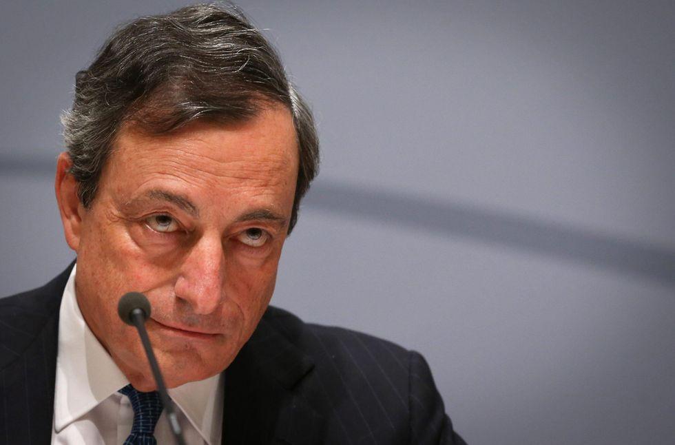 Bce: le scelte di Mario Draghi e i tassi sotto zero