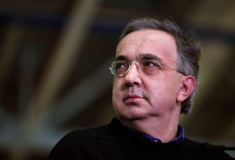 """Marchionne: la vittoria Pd è """"un passo avanti"""""""