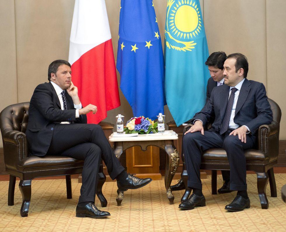 Eni e l'accordo in Kazakistan