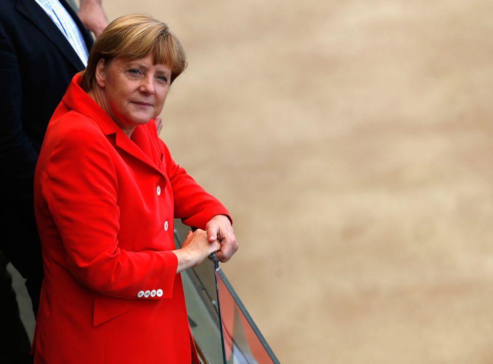 La finta flessibilità di Angela Merkel