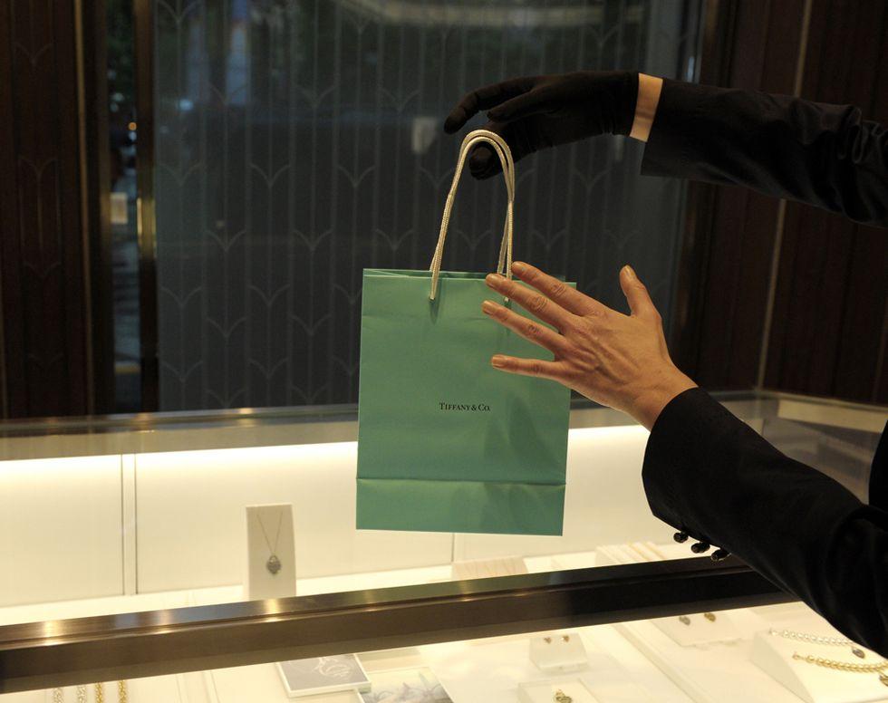 Tiffany si espande in Europa