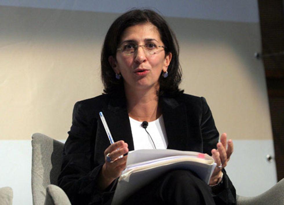 Marcella Panucci, prima donna direttore generale della Confindustria