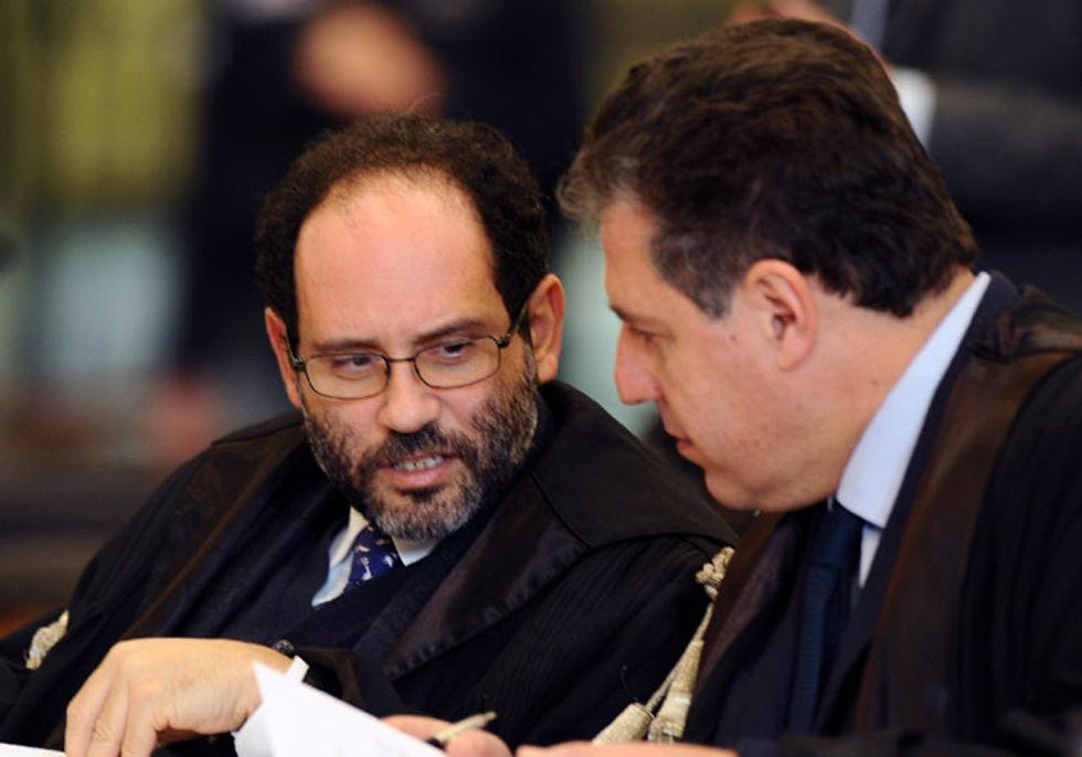 Siluro togato contro Giorgio Napolitano