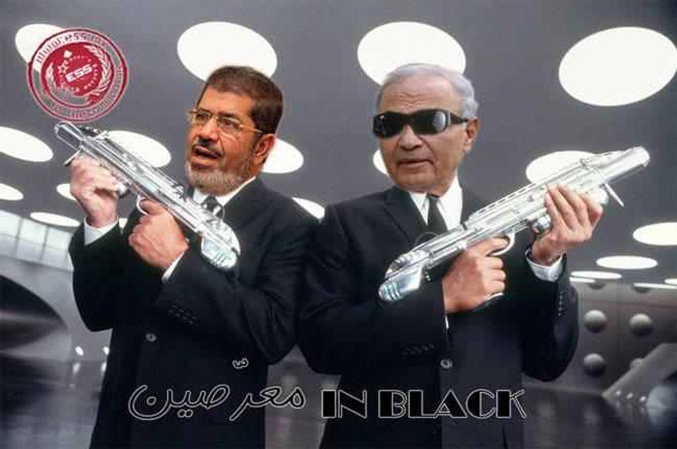 Mursi presidente: le migliori battute dai social network