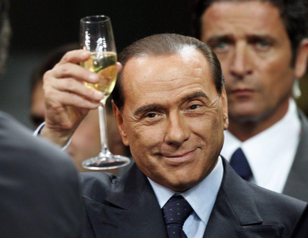Cronistoria del Berlusconi politico