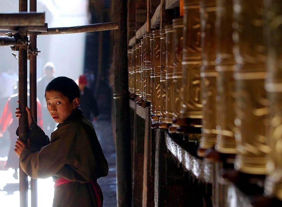 Pechino costruisce il primo parco dei divertimenti tibetano