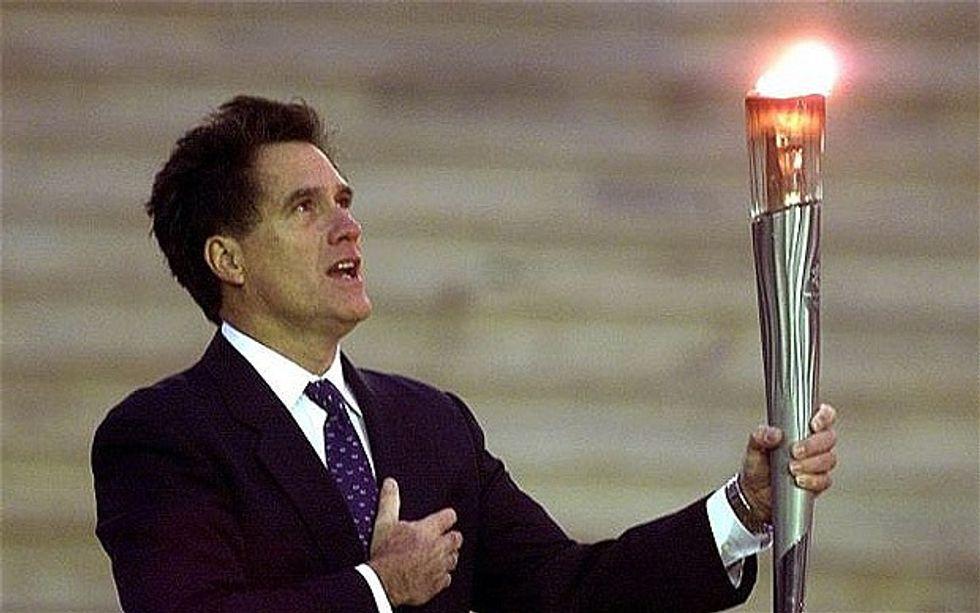 Obama punta sul cavallo di Romney