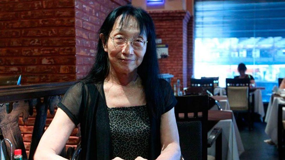 La più vecchia trans cinese smette di nascondersi
