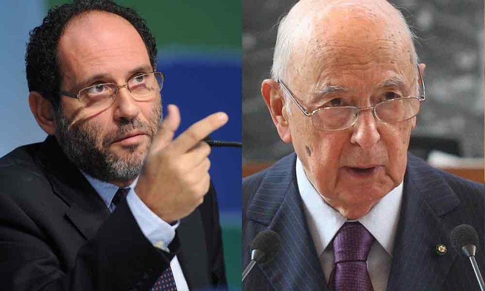 Di Napolitano, di Berlusconi e del doppiopesismo italiano