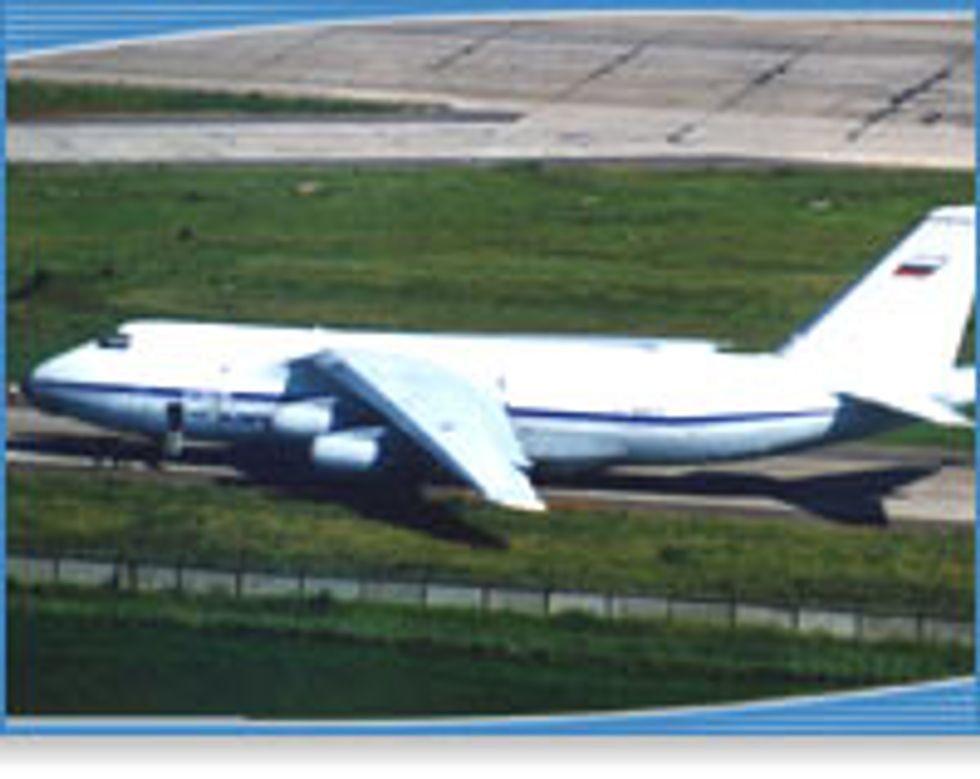 Una base aerea della Nato in Russia