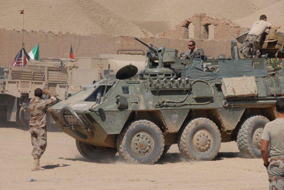 La Spagna si ritira in anticipo da Kabul