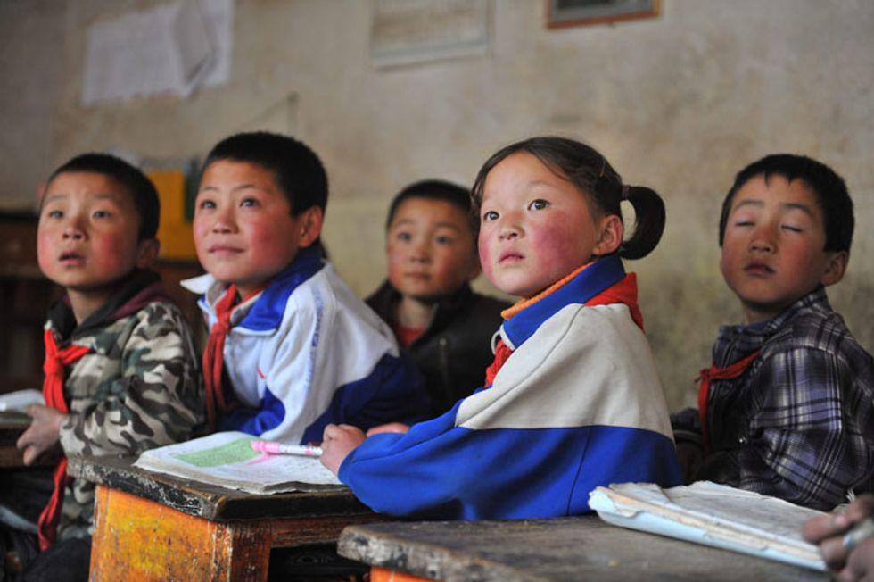 La Cina e boom delle lezioni a domicilio