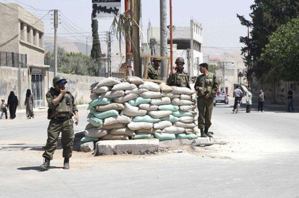 Siria, i ribelli si riposizionano sul territorio