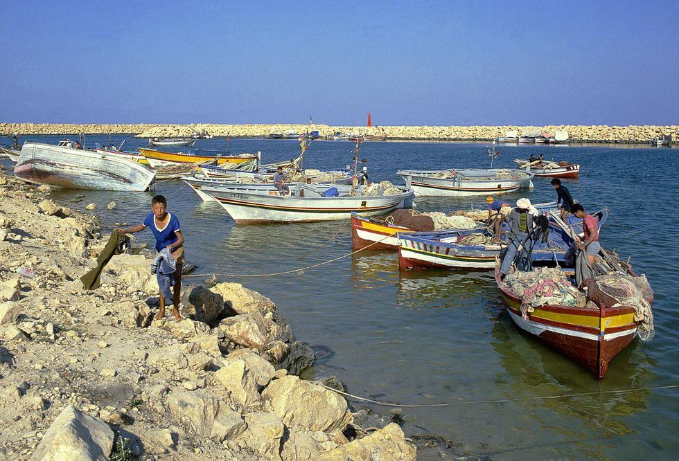 Un giallo in alto mare tra Italia e Egitto