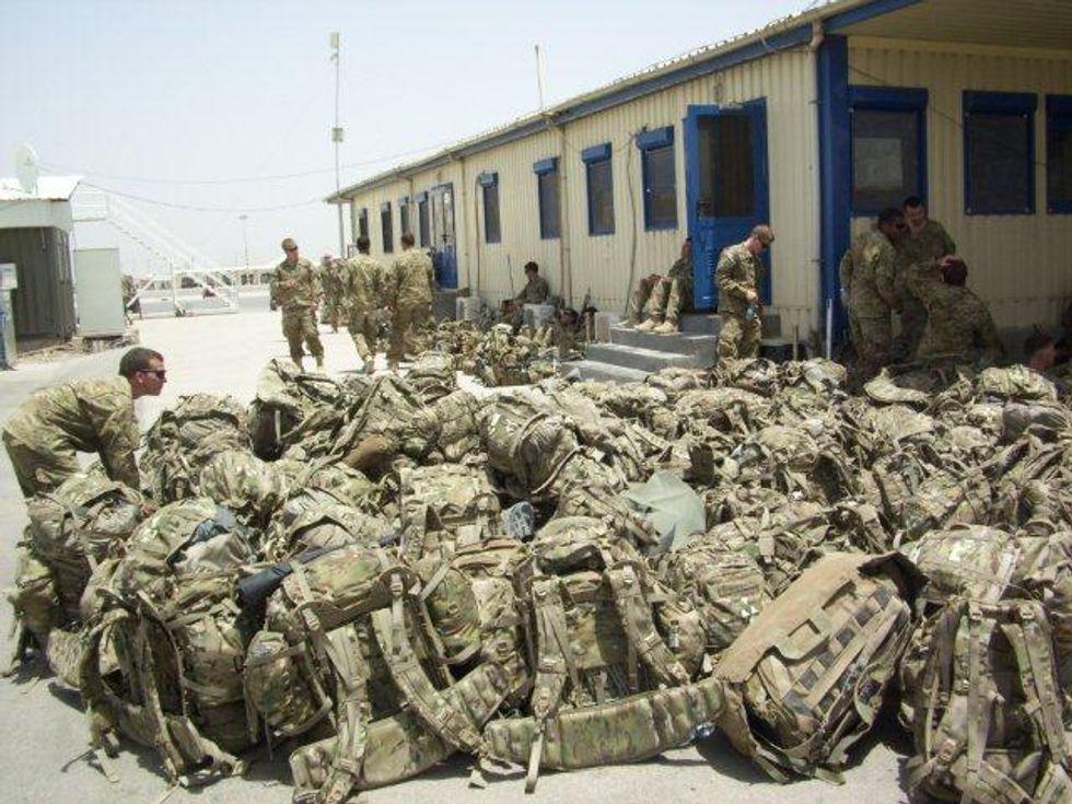 Spray anti-suicidi per i soldati Usa