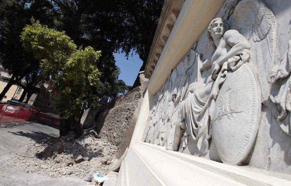 Beni culturali a pezzi. In Italia la crisi colpisce anche i monumenti