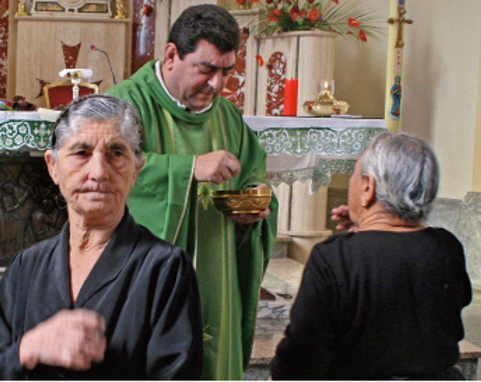 Com'è difficile fare il prete nelle terre mafiose