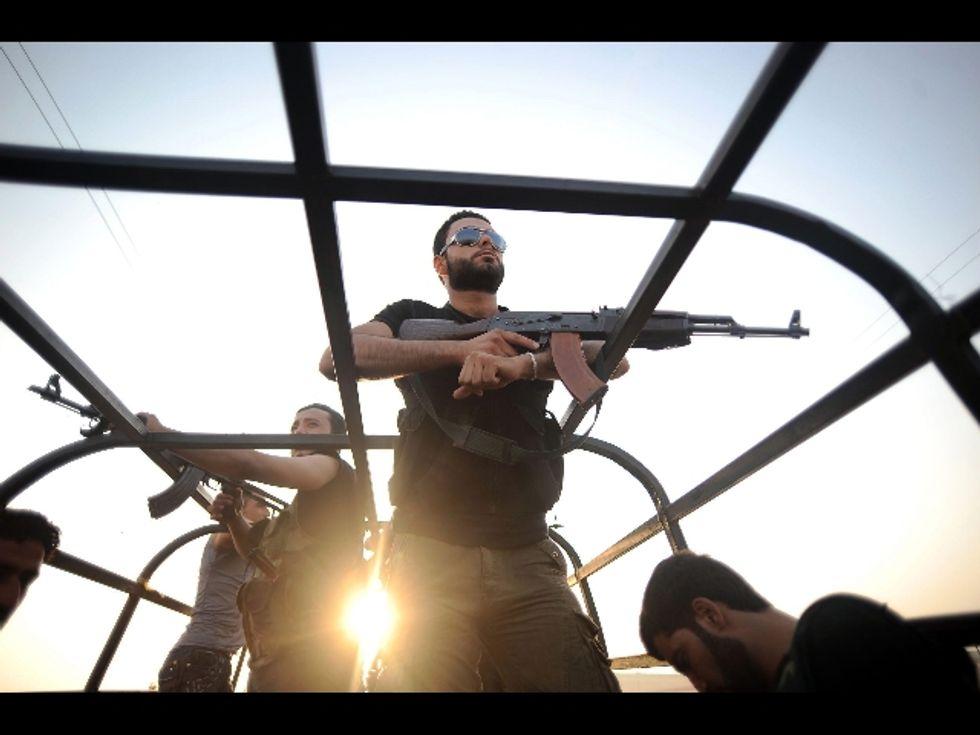 La guerra in Siria: una cancrena che si estende e la cui direzione ci sfugge