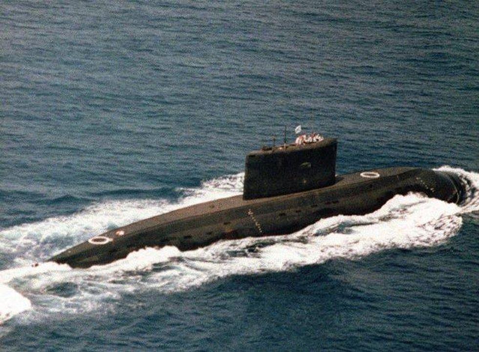 La flotta iraniana nelle acque americane