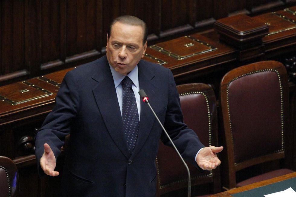 """Intercettazioni: Berlusconi """"Io penso che..."""""""