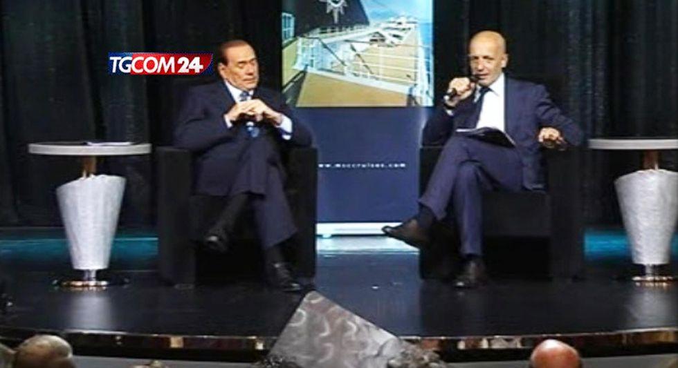 Imu, Europa, Renzi: a cosa punta Berlusconi