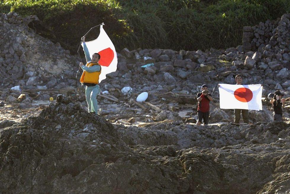 Mentre il Giappone compra le isole Senkaku, Pechino si prepara alla guerra per riconquistarle