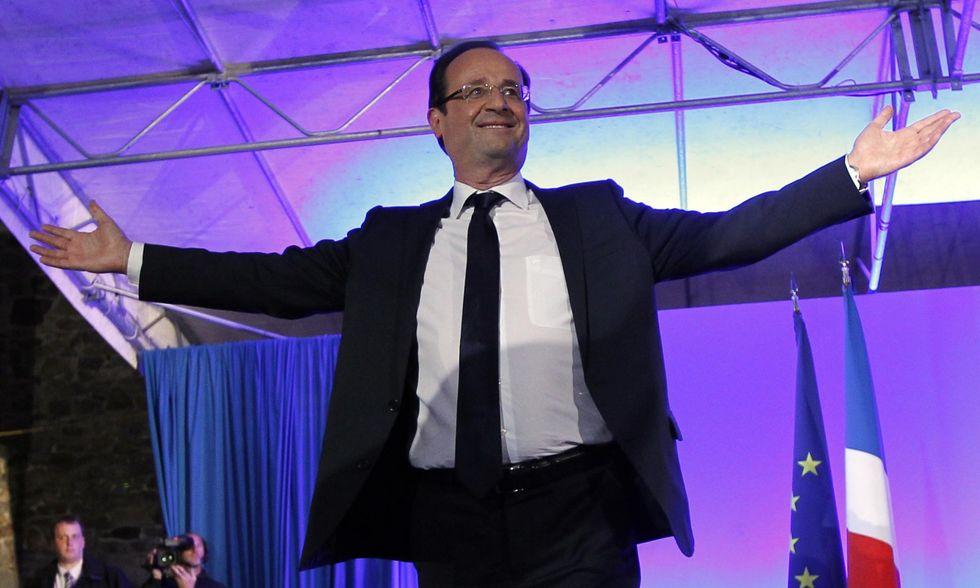 A picco i consensi per Hollande. La Gauche alla prova della verità