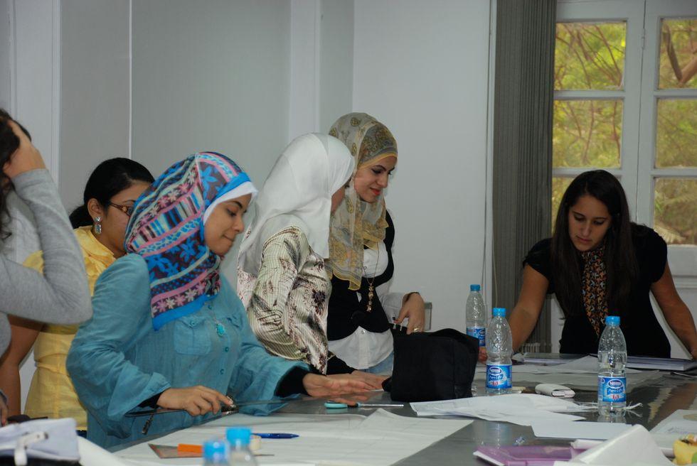 Italian Fashion Academy, dove si insegna la moda agli egiziani