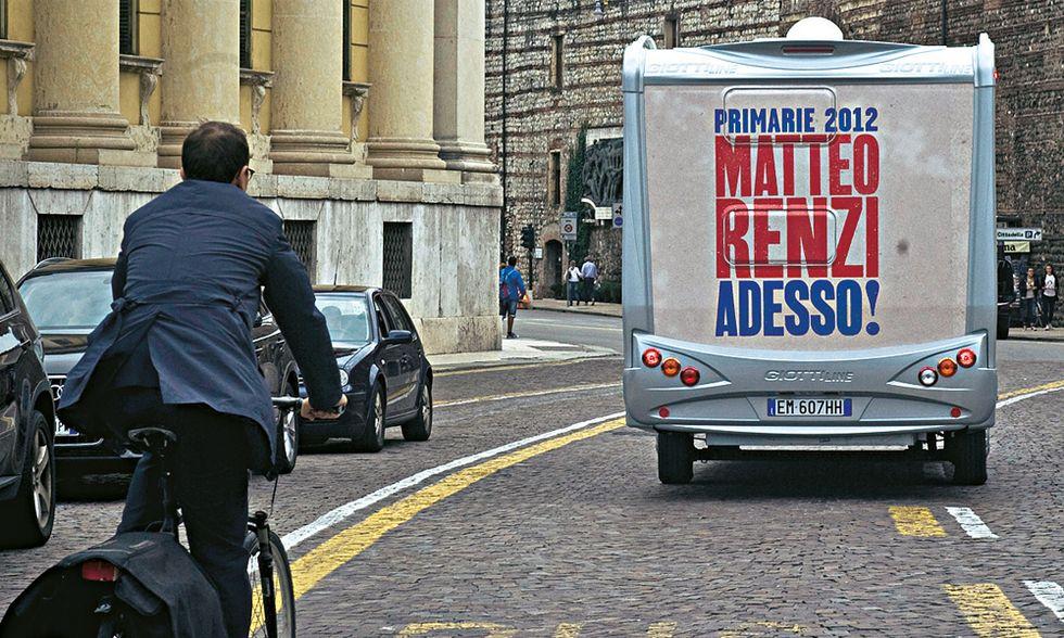 Quando il giovane Matteo Renzi voleva rottamare la sua Dc