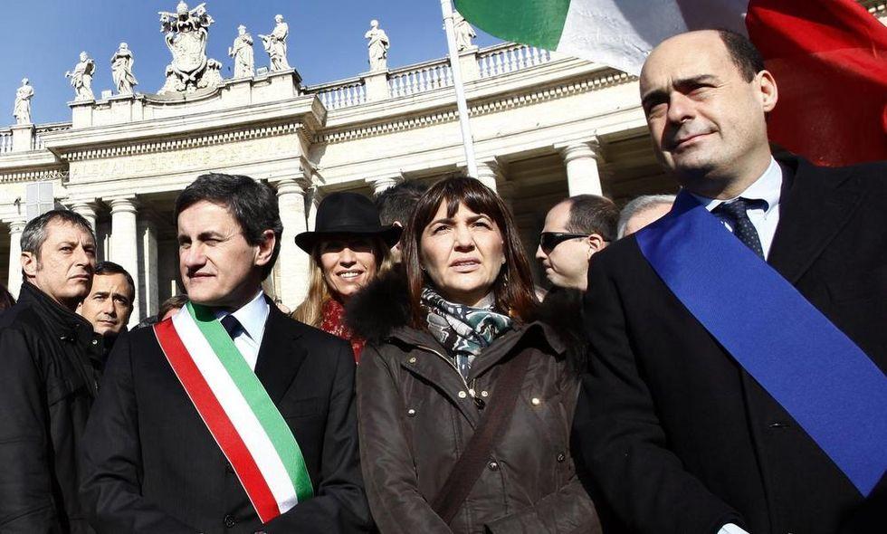 Renata Polverini si è dimessa